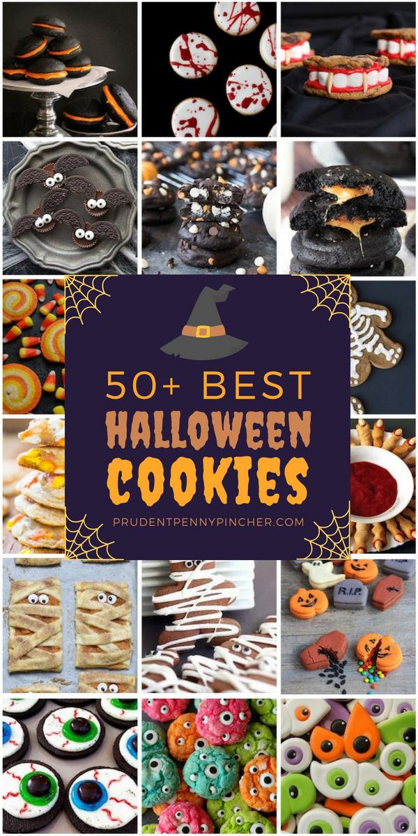 50 Best Halloween Cookies