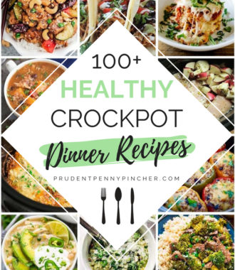 100 Healthy Crockpot Dinner Recipes
