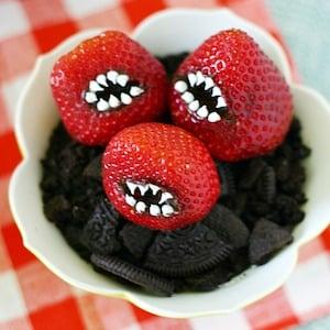 Monster Strawberries