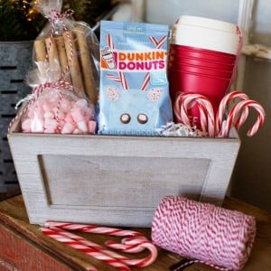 food drink christmas gift baskets