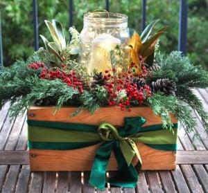 Swell 100 Best Diy Christmas Centerpieces Prudent Penny Pincher Interior Design Ideas Tzicisoteloinfo