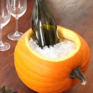 Pumpkin Ice Bucket