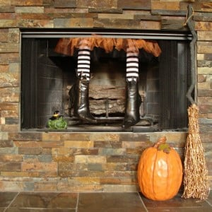 Witch Fireplace
