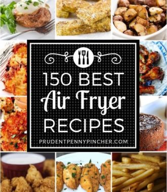 150 Best Air Fryer Recipes