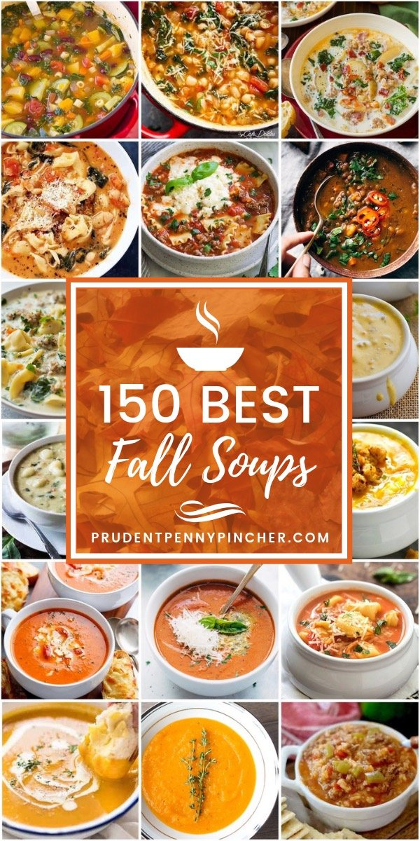 150 Best Fall Soups