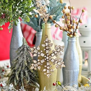 100 Best Diy Christmas Centerpieces Prudent Penny Pincher