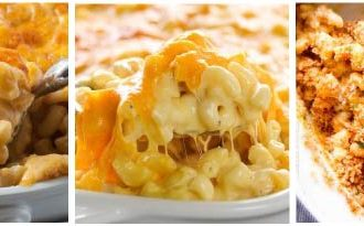 Macaroni and Cheese Casserole Recipes