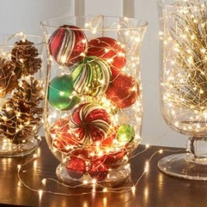 100 Best DIY Christmas Centerpieces - Prudent Penny Pincher