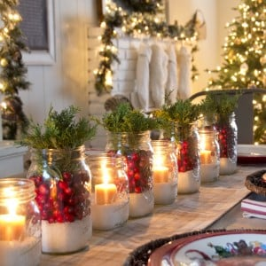 traditional christmas centerpieces - Diy Christmas Centerpieces