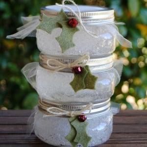100 Mason Jar Christmas Crafts Prudent Penny Pincher