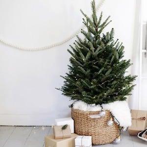 Apartment Christmas Tree Ideas