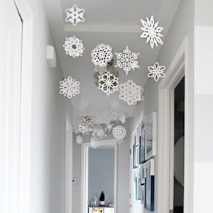 Hanging Christmas Decorations To Make.50 Apartment Christmas Decorations Prudent Penny Pincher