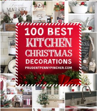 100 Best Kitchen Christmas Decorations