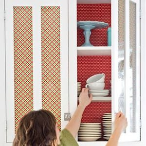 Wrapping Paper Cabinets