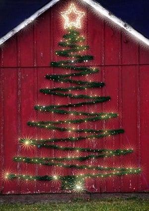 100 Creative Diy Christmas Light Decoration Ideas Prudent Penny Pincher