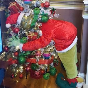 The Grinch Christmas Party.50 Best Grinch Christmas Party Ideas Prudent Penny Pincher