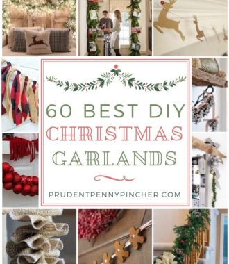 60 Best DIY Christmas Garlands