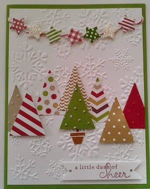 100 Best Diy Christmas Cards Prudent Penny Pincher