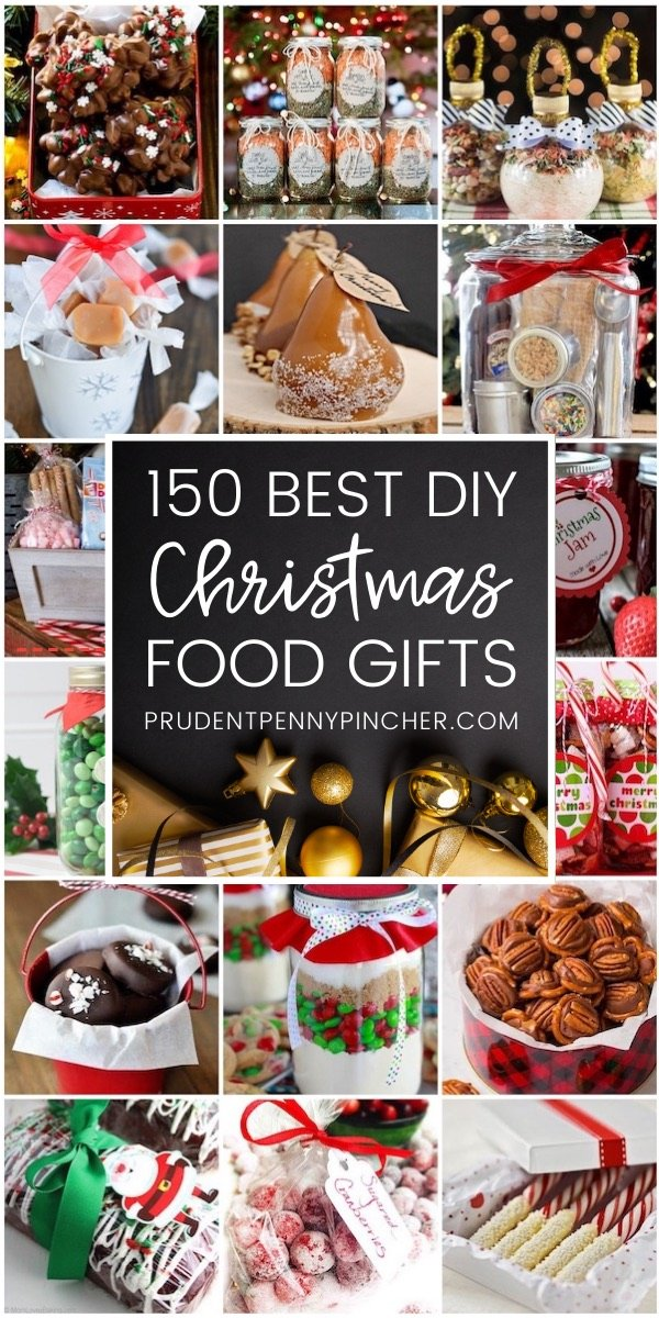 150 Best Food DIY Christmas Gifts