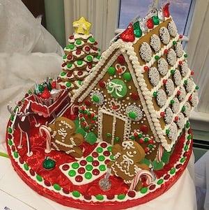 Creative Gingerbread House