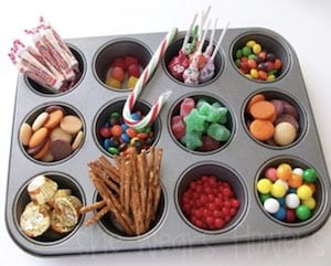 Gingerbread Decorating Organization Idea