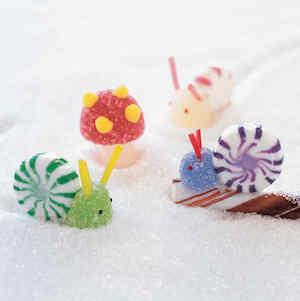 Candy Snails