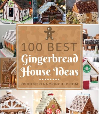 100 Best Gingerbread House Ideas