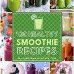 100 Healthy Smoothie Recipes