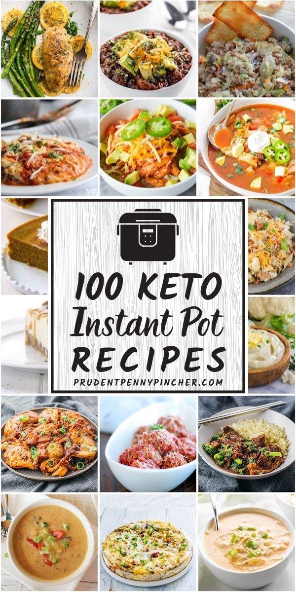 100 Best Keto Instant Pot Recipes