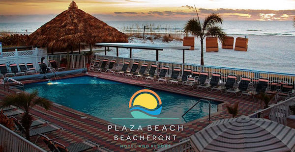 Plaza Beach Hotel Beachfront Resort