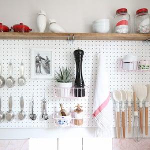 150 Diy Kitchen Organization Ideas Prudent Penny Pincher