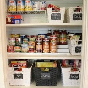 100 Dollar Store Kitchen Organization Ideas Prudent Penny Pincher