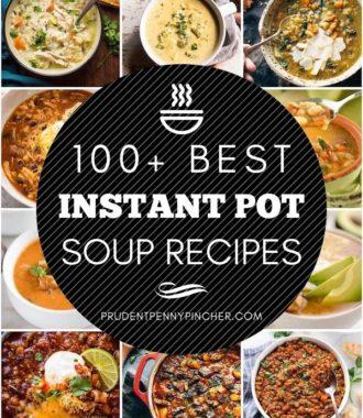 100 Best Instant Pot Soup Recipes