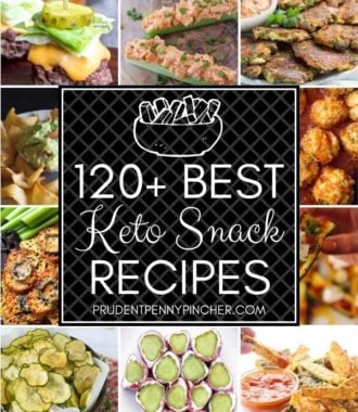 120 Best Keto Snacks