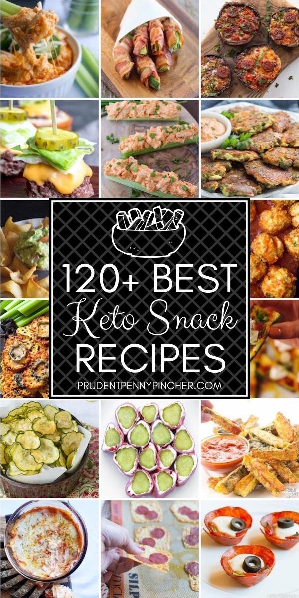 120 Best Keto Snacks