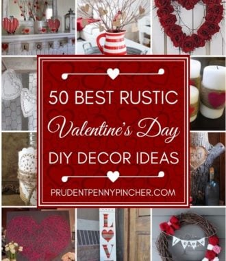 50 Best Rustic Valentine's Day Decor Ideas