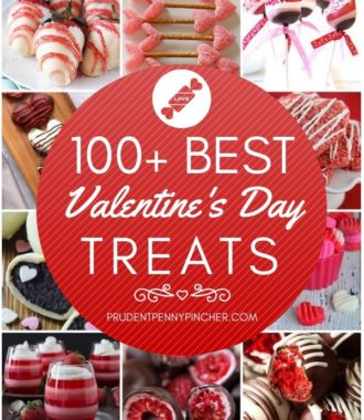 100 Best Valentine's Day Treats