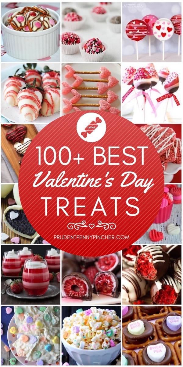 100 Best Valentine's Day Treats