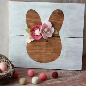50 Best Diy Easter Wood Crafts Prudent Penny Pincher