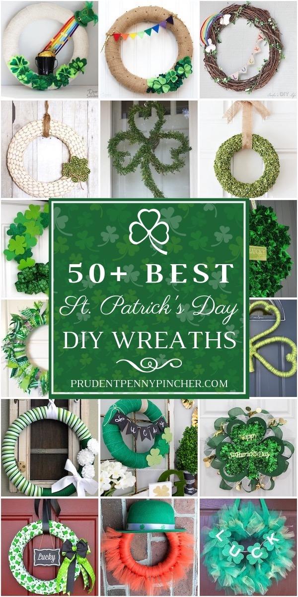 50 Best St Patrick's Day Wreaths