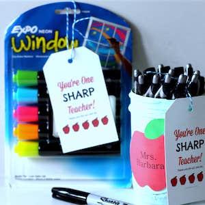 100 Best Diy Teacher Appreciation Gifts Prudent Penny Pincher