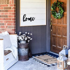 100 Best DIY Front Porch Decorating Ideas - Prudent Penny ...