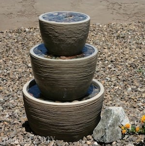 DIY Tiered Water Fountain