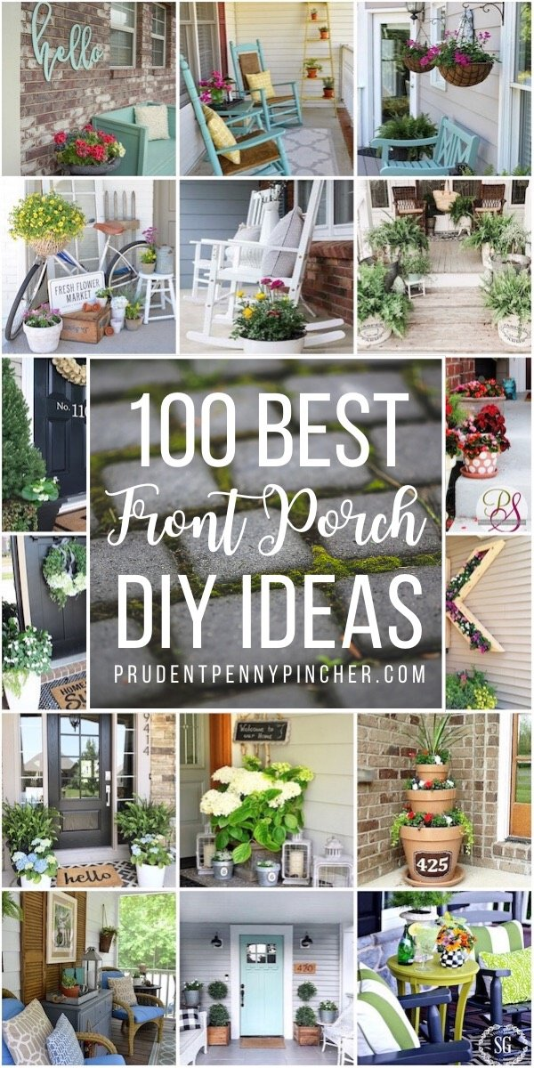 100 Best Front Porch Ideas