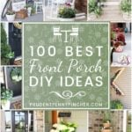 100 Best DIY Front Porch Decorating Ideas