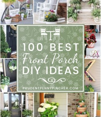 100 Best DIY Front Porch Decorating Ideas