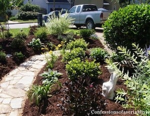 landscaping pathway for front yard
