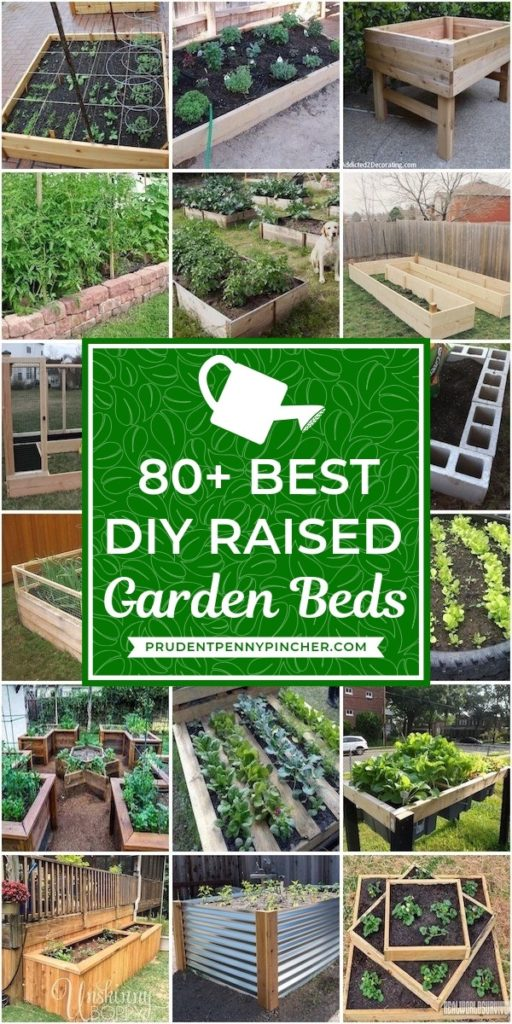 80 Best DIY Raised Garden Beds