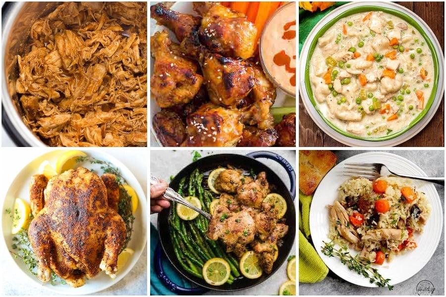 American Chicken Instant Pot Recipes
