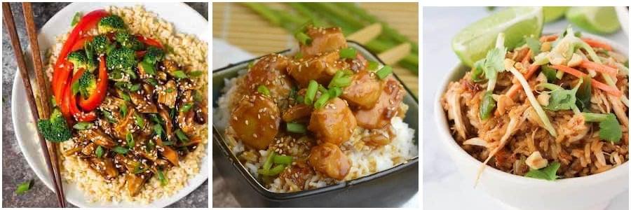 Asian Chicken Recipes